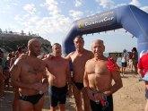 José Miguel Cano participó en la XI Travessia popular L´Illa - Port de Benidorm