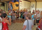 El Ayuntamiento incorpora visitas turísticas en inglés al nuevo entorno turístico Medina Nogalte