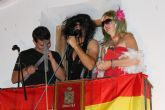Las fiestas de La Majada comienzan con buen humor y mucho juego