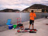 Miguel Reche campe�n infantil del II Open de Pesca Deportiva desde Costa Alev�n e Infantil