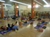 Arranca el programa de gimnasia de mantenimiento ofertado por la concejalía de Deportes en el gimnasio municipal La Cárcel