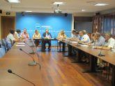 El PP se reúne con pymes y autónomos de la Región para ayudarles a potenciar su competitividad