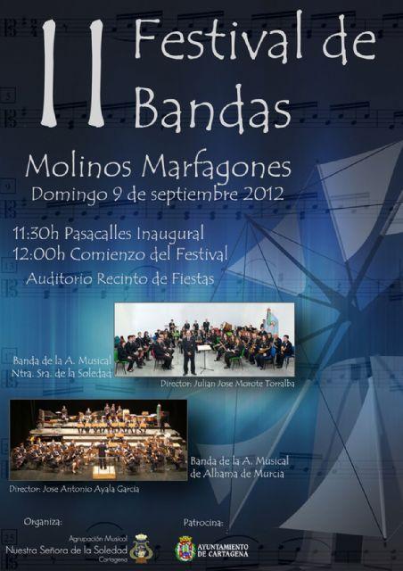 II Festival de Bandas de Música de Molinos Marfagones, Foto 2