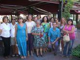 El PP se reúne con varias asociaciones de mujeres en Los Alcázares