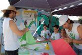 Un certamen de poesía pone el broche final al proyecto de regeneración medioambiental del río Mula a su paso por la localidad de Alguazas