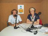 Alguazas Radio bucea en la historia local de la mano del maestro y erudito Joaquín Hernández Yelo