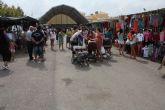 Inaugurado el mercado de El Jimenado