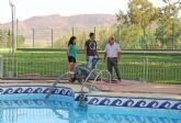 Puerto Lumbreras reutilizará anualmente más de 700.000 litros de agua de las piscinas municipales