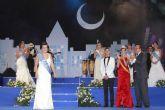 Laura Mateos fue coronada como Reina de las Fiestas 2012 de Puerto Lumbreras