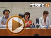 La alcaldesa anuncia más drásticos ajustes internos para hacer frente a la reducción del 50% de los Tributos del Estado a partir del mes de octubre