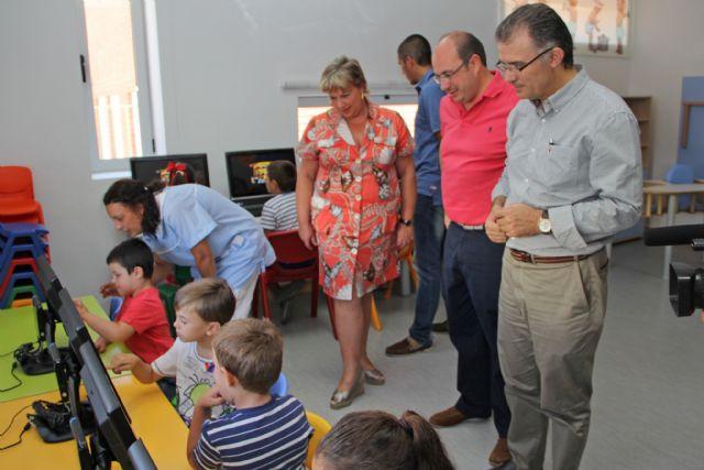 Los Centros de Educación Infantil inician el curso con una oferta de 600 plazas de guardería pública - 1, Foto 1