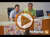 Totana celebra del 4 al 7 de octubre en la plaza de la constitución la 3ª Feria del Comercio Outlet