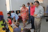 Los Centros de Educación Infantil inician el curso con una oferta de 600 plazas de guardería pública