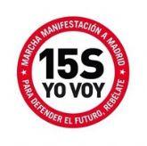 El PSOE de Cieza participará en la manifestación de Madrid 'para defender el futuro'