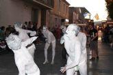 Desfile de comparsas y carrozas y la solemne procesión de la Patrona centraron los actos del fin de semana de las Fiestas de La Algaida