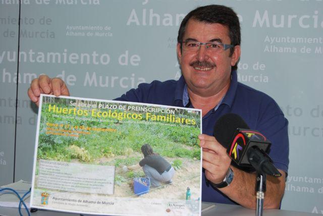Se abre un plazo de preinscripción para quienes deseen ser adjudicatarios de un huerto ecológico, Foto 1