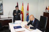 El Secretario de Estadode Comercio, Jaime García-Legaz visita el municipio de Torre-Pacheco