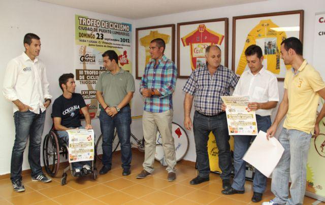 Puerto Lumbreras acogerá el próximo domingo el III Trofeo Internacional de Ciclismo Adaptado en las modalidades triciclos y handbike - 2, Foto 2
