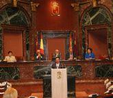 El PSOE pide en la Asamblea la eliminaci�n del tipo impositivo de IVA general  del 21% en flores y plantas ornamentales