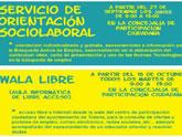 La Asociación 'Ágora' y la Concejalía de Participación Ciudadana ponen en marcha un Servicio de Orientación Sociolaboral