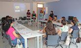 Más de una veintena de mujeres se forman en Tecnologías de la Información y la Comunicación en Puerto Lumbreras