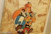 Los amantes del cómic ya pueden visitar en Totana la exposición 'Cómic. historia del arte visual'