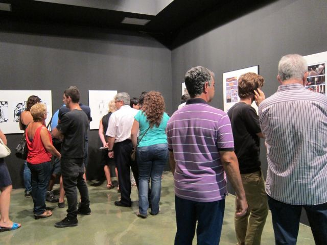 Jonás Delgado y Román López, ganadores del Creajoven de Artes Plásticas y Cómic - 3, Foto 3