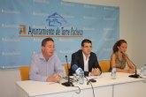 El Ayuntamiento cede unas instalaciones a AIDEMAR para la puesta en marcha de un Centro de Día Residencial