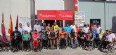 El III Trofeo Internacional de Ciclismo Adaptado congrega a los campeones de España de esta modalidad deportiva en Puerto Lumbreras