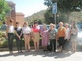 Finalizan las actividades del VIII Encuentro Solidario de Amigos y Enfermos de Alzheimer con la convivencia y homenaje