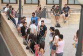 Comienza el curso 2012-2013 en la UCAM