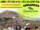 La VII Marcha solidaria 'Ciudad de Totana' tendrá lugar el próximo 7 de octubre