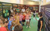 Más de 700 escolares de Puerto Lumbreras visitan el nuevo Centro Etnográfico sobre tradiciones agrícolas y ganaderas