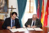 La UCAM firma un convenio de colaboración con la Central Sindical Independiente y de Funcionarios de la Región de Murcia