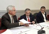 La Universidad de Murcia se alía con la librería Diego Marín para difundir su fondo editorial