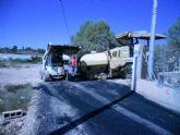 Acometen obras de acondicionamiento y asfaltado en el camino de la Verja, que se encuentra en la diputación de Mortí