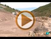 Televisión Española grabó un reportaje sobre los nuevos hallazgos en el Yacimiento de La Bastida