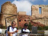 M�s de 700 contactos con radioaficionados desde los monumentos de Mazarr�n