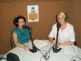 Los Servicios Sociales en tiempos de crisis y las políticas de igualdad y tercera edad emprendidas por el Ayuntamiento de Alguazas, temas tratados en la radio pública local