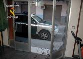 La Guardia Civil detiene a tres personas dedicadas a la comisión de robos con fuerza
