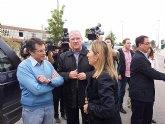 La Ministra de Fomento anuncia en Lorca ayudas para los municipios afectados por las inundaciones
