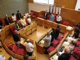 Declaración institucional aprobada por unanimidad en el Pleno del Ayuntamiento de Lorca por las inundaciones