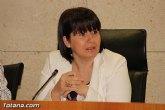La alcaldesa de Totana convocará un pleno extraordinario para solicitar la declaración de zona castrófica