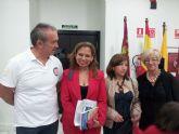 La Embajadora de Ecuador en España presenta su libro en Lorca