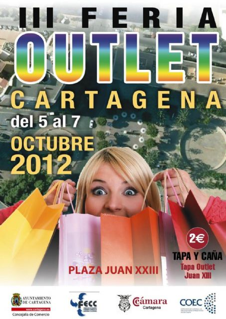 III Ferial Outlet de Cartagena - 1, Foto 1