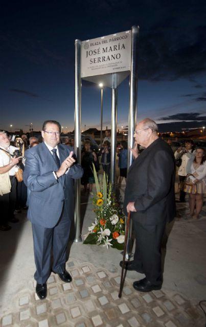 El párroco de El Algar ya tiene una plaza con su nombre - 2, Foto 2
