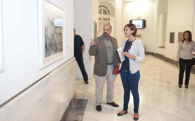 Memoria, Paisaje y Territorio, nueva exposición de Luis González-Adalid en el Palacio Consistorial - 1, Foto 1