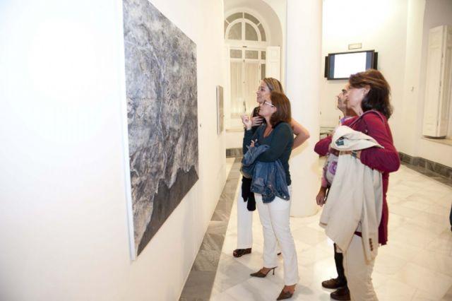 Memoria, Paisaje y Territorio, nueva exposición de Luis González-Adalid en el Palacio Consistorial - 2, Foto 2