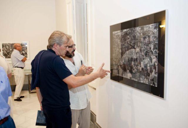 Memoria, Paisaje y Territorio, nueva exposición de Luis González-Adalid en el Palacio Consistorial - 3, Foto 3
