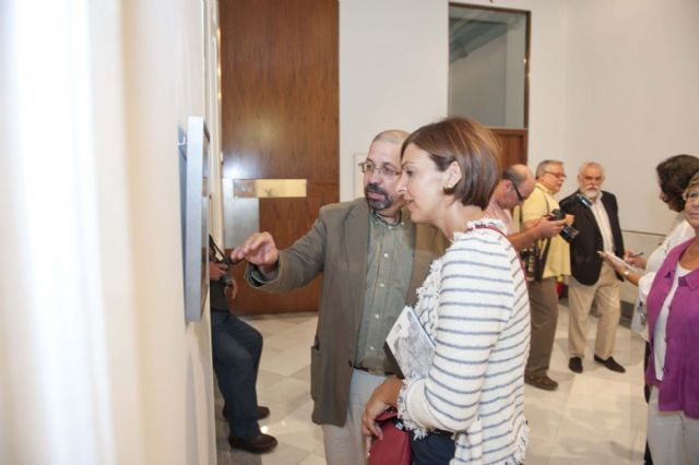 Memoria, Paisaje y Territorio, nueva exposición de Luis González-Adalid en el Palacio Consistorial - 4, Foto 4